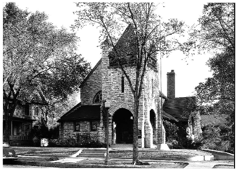 Historic Church Photo